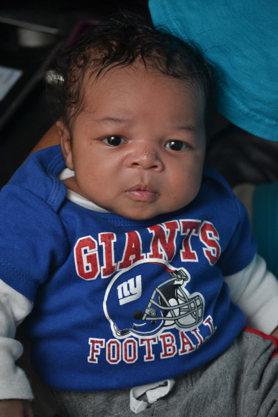 Mason Shesly Gouraige, born Dec. 5.