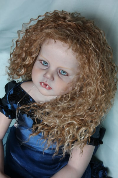 "Undead moneymakers: This doll, inspired by a character in ""Interview with the Vampire,"" sold for $2,500."