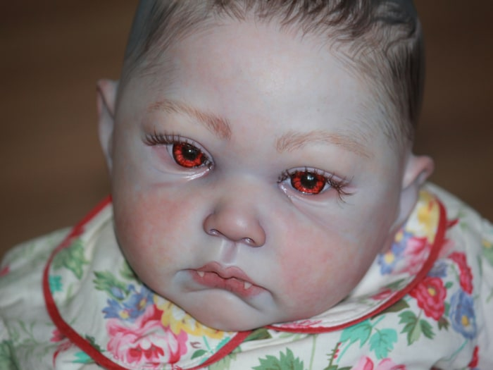 Baby Edward Cullen's colic was particularly rough around feeding times.