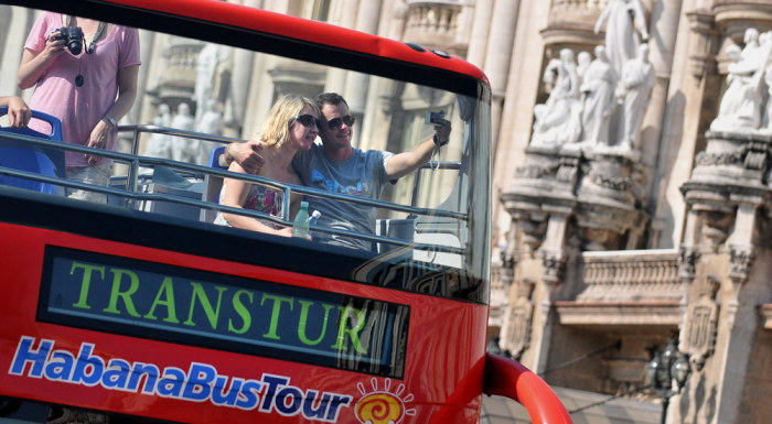 Image: Cuba tourism