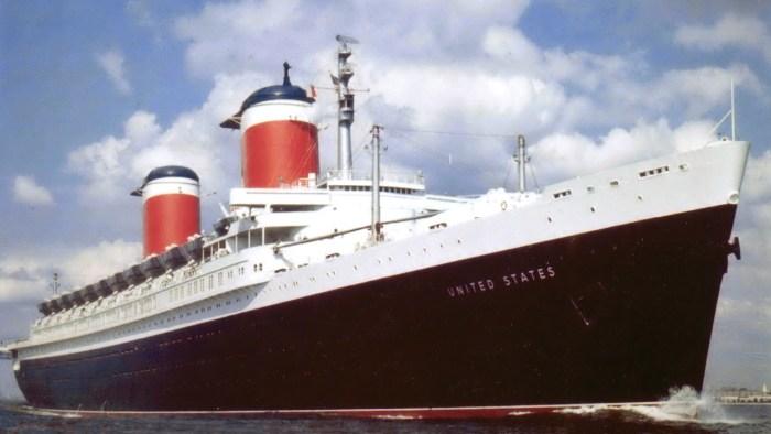 SS united states ocean liner preservation