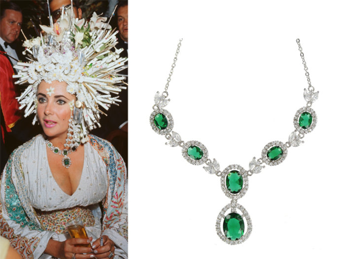Get Liz Taylor S Baubles For Less Affordable