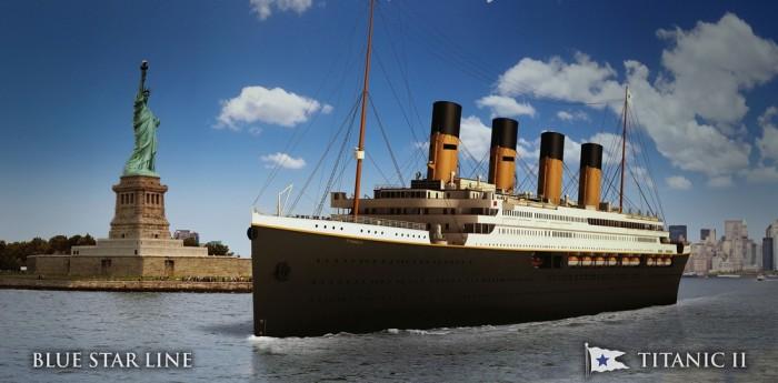 Image: Titanic II