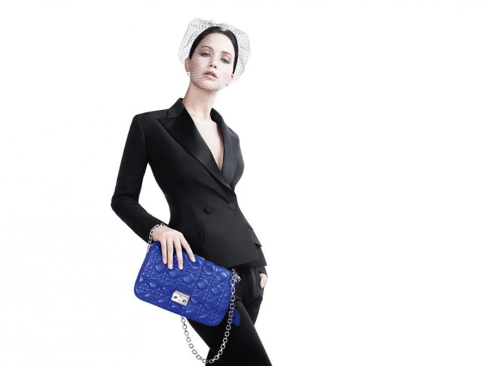 The new Dior ad campaign has been criticized for allegedly Photoshopping actress Jennifer Lawrence.