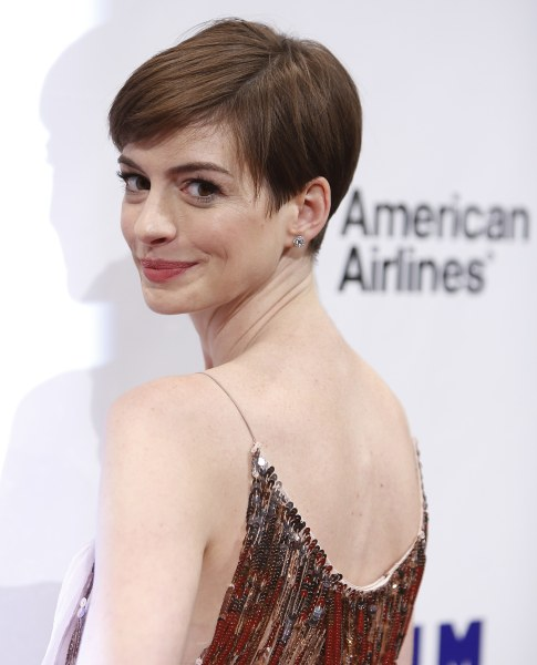 Anne Hathaway Now: Anne Hathaway On Struggles Against Typecasting: 'I Had No