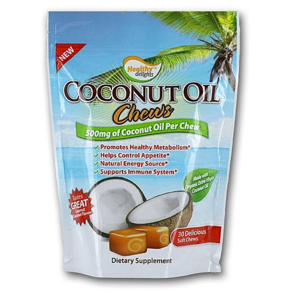 Coconut capsules are purported to boost your metabolism and nourish your hair, skin and nails.