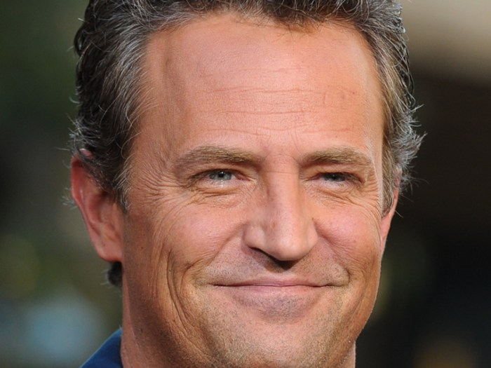 Matthew Perry Opens Former Home To Recovering Addicts