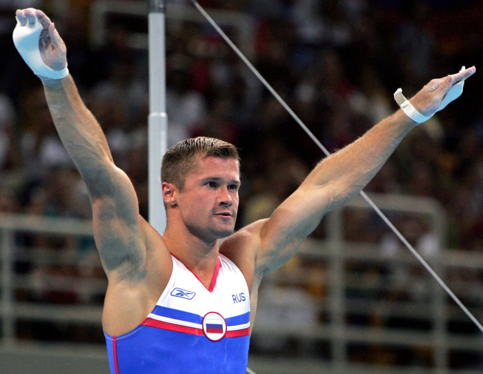 Gymnast Alexei Nemov, a four-time gold medalist, also has been selected as an Olympic torchbearer for the 2014 Winter Olympics in Sochi.