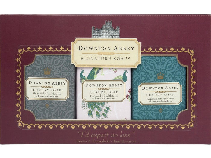 Downton Abbey Signature Soaps