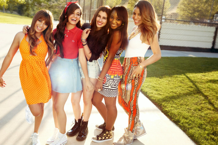 Fifth Harmony will be performing live on the plaza on July 19.