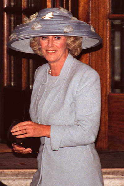 Image: Camilla Parker Bowles in 1994