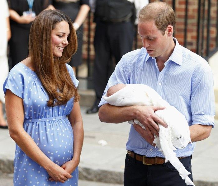Women Praise Kate S Decision To Show Post Birth Baby Bump