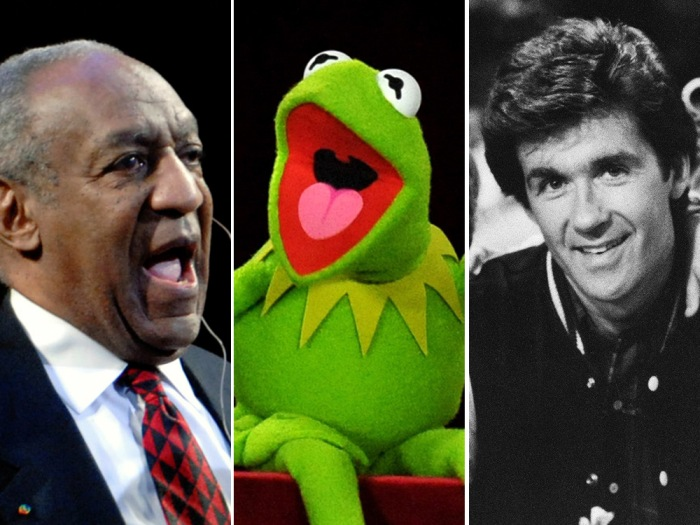 IMAGE: Cosby, Kermit, Thicke