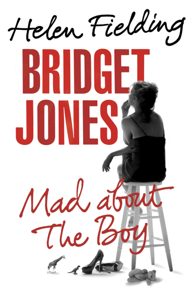 "Has Bridget Jones become a mom? The cover of Helen Fielding's upcoming novel, ""Bridget Jones: Mad About the Boy,"" leaves readers guessing."