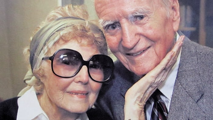 Helen and Les Brown of Long Beach were married 75 years. They died one day apart in July 2013.
