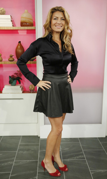 Genevieve Gorder Wednesday, June 5, 2013, in New York, N.Y. (Rebecca Davis / TODAY)