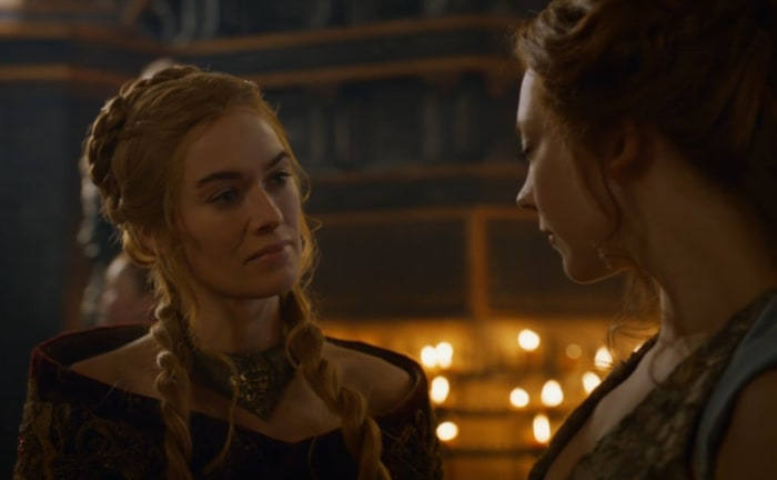 Image: Cersei and Margaery