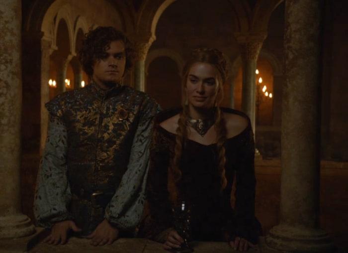 Loras and Cersei