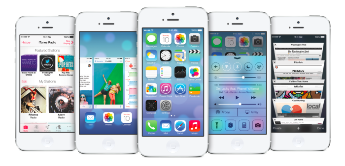 Apple's iOS 7