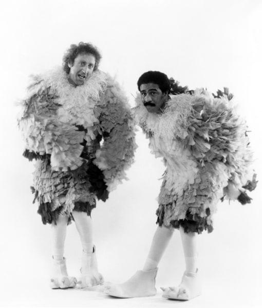 "Image: Gene Wilder and Richard Pryor in ""Stir Crazy."""
