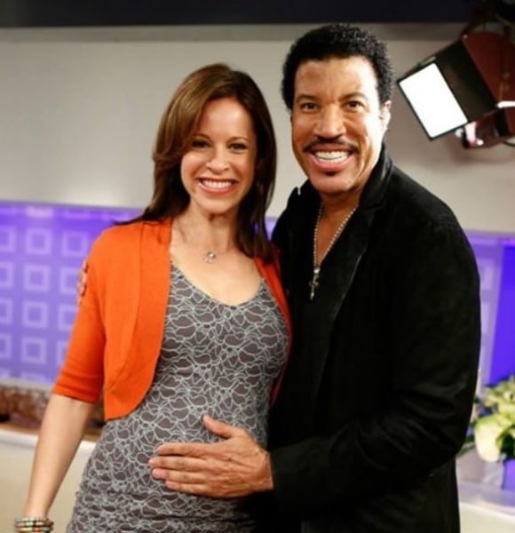 Jenna and Lionel