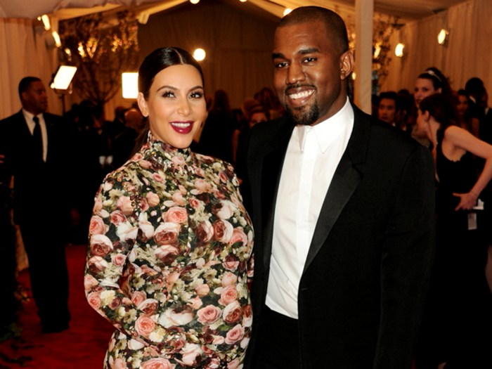 Kim and Kanye denied a woman's report that she had an affair with him.