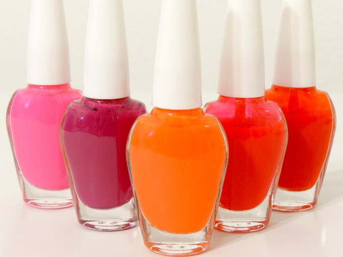 Is nail polish appropriate for young girls?