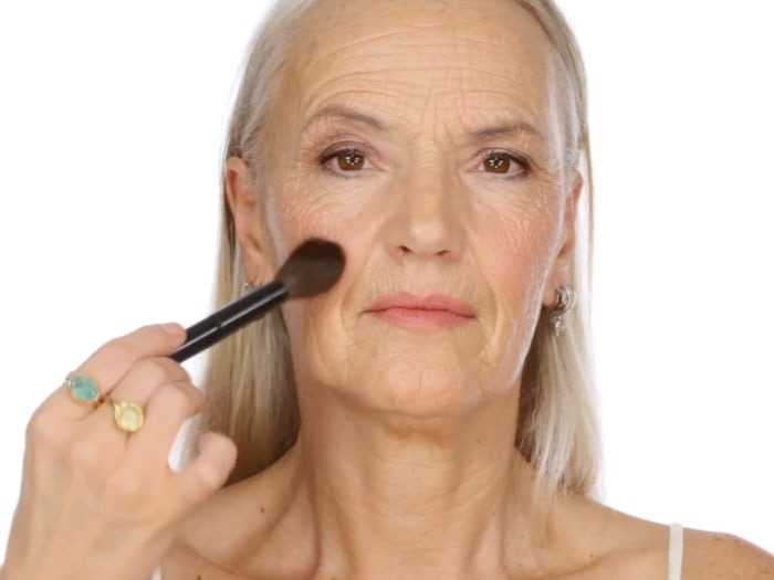 Makeup for seniors