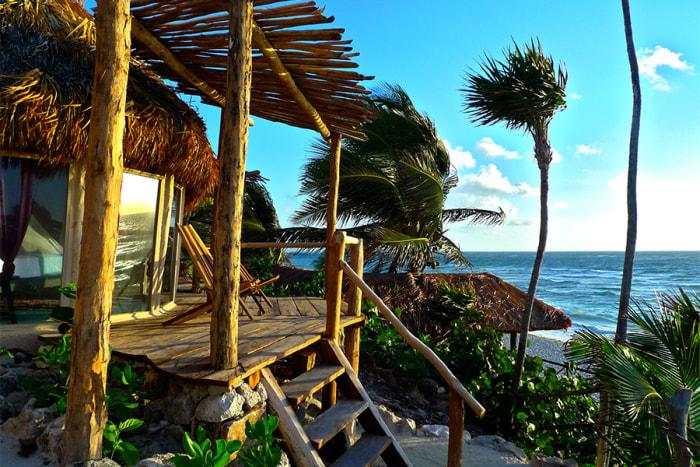 Design Hotels™ Papaya Playa resort