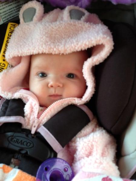Olivia Canavan, born Jan.26, Belpre, OH.