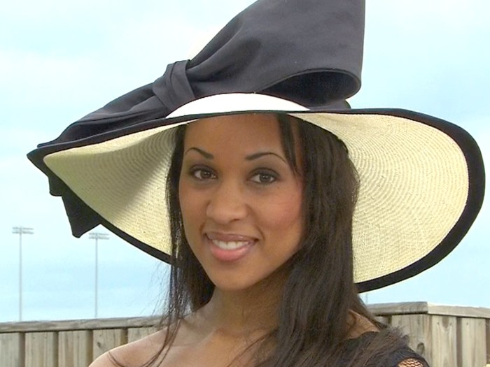 "The ""Jennifer"" is the hat that says, ""This is racing,"" milliner Christine Moore, told TODAY."