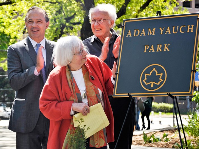 Image: Adam Yauch Park