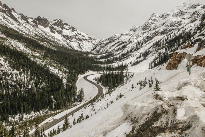 Washington State, North Cascade Loop