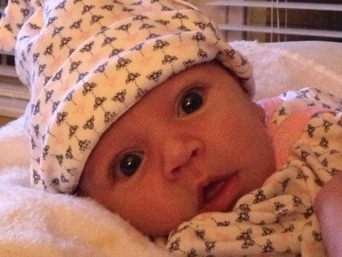 Ava Quinn Sbarra, born March 15, Pawling, NY