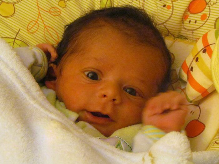 Eli Dennisor, born March 18, Eldersburg, Md.