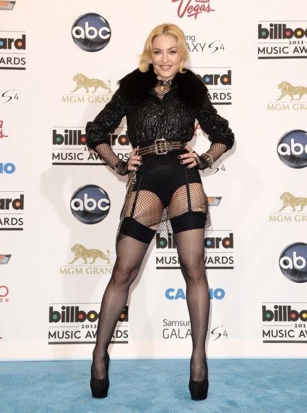 Madonna miley jlo and more who looked best at billboard today voltagebd Image collections