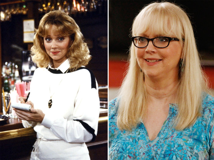 Shelley Long family guy
