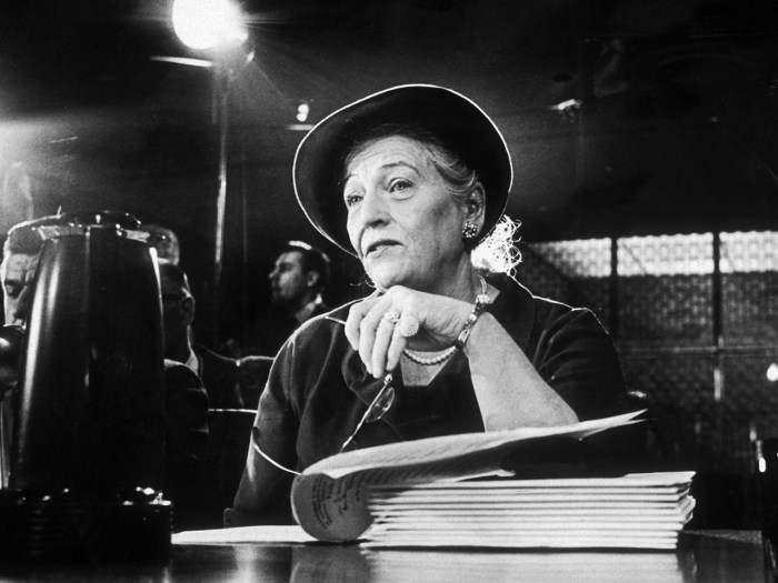 Image: Pearl S. Buck in 1962