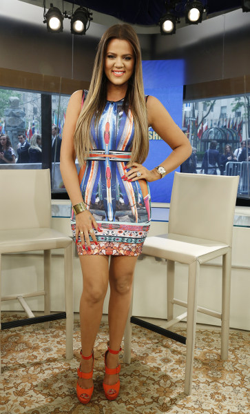 What I Wore TODAY: Khloe Kardashian - TODAY.com  What I Wore TOD...