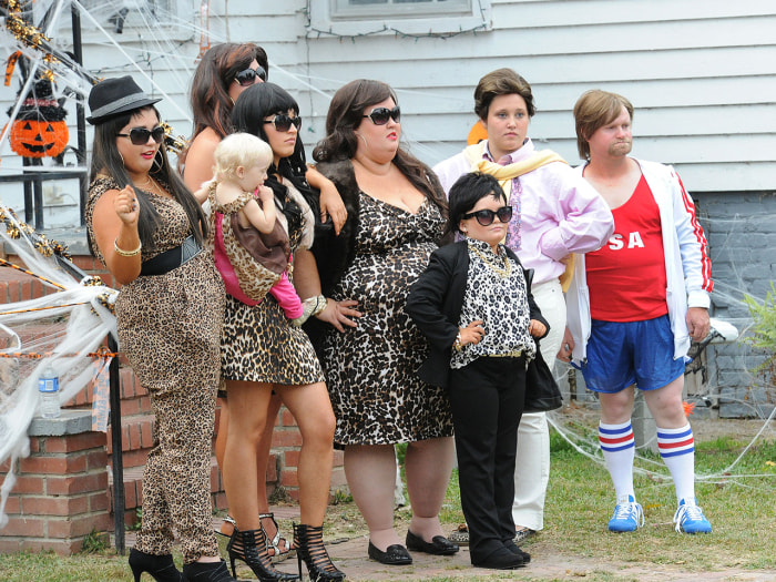 "Image: The family from TLC's ""Here Comes Honey Boo Boo"""
