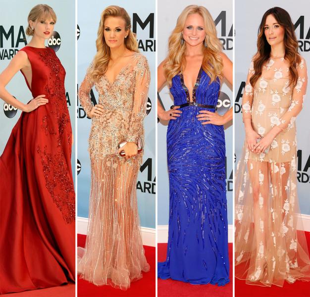 Image: Taylor Swift, Carrie Underwood, Miranda Lambert, Kacey Musgraves