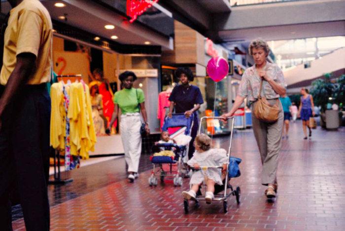 Malls Across America, 1989.