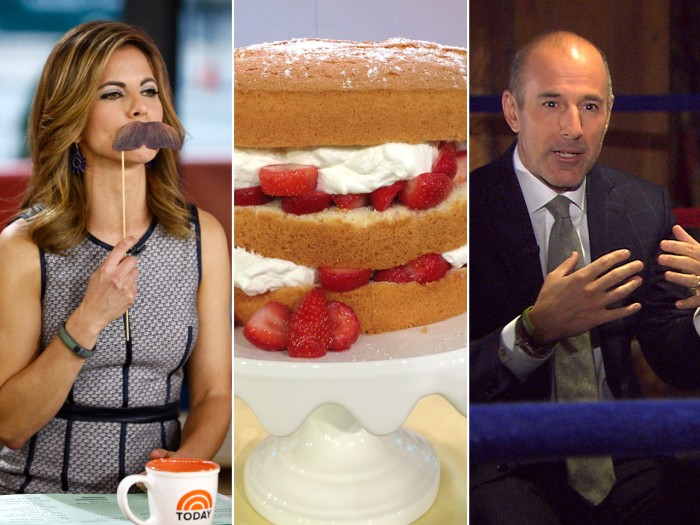 Natalie sports a 'stache, Martha Stewart makes sweet treats and Matt shares his inspiration.