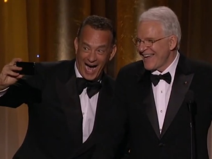 Image: Tom Hanks and Steve Martin