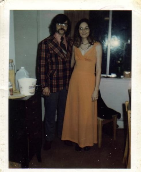 Dad exemplifies the 70's