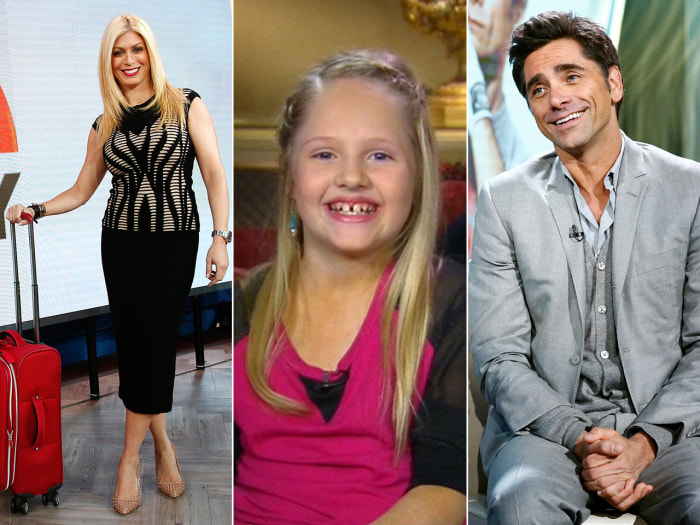 Jill offers great Steals & Deals, little girl inspires TODAY and John Stamos turns 50.