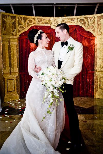 Newman Pontani wedding
