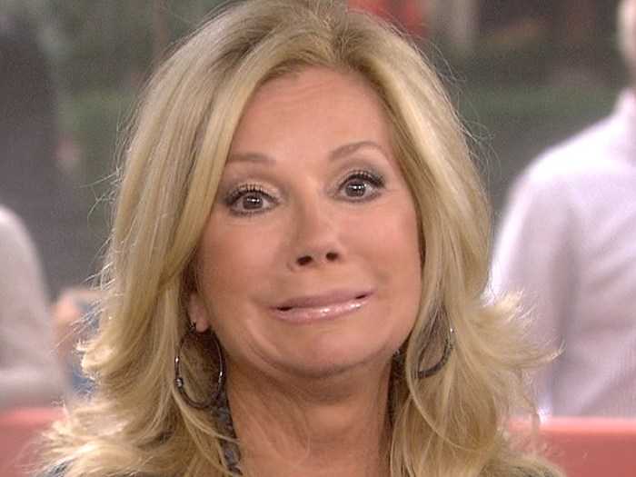 Kathie Lee talked about workplace romances.