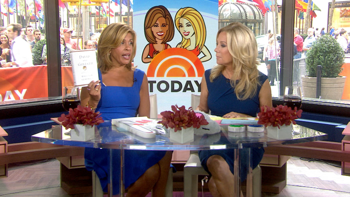 Kathie Lee and Hoda show their favorite things.