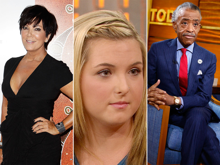 TODAY highlights: Kris Jenner announced she's separating from husband Bruce Jenner; Hannah Anderson discusses her kidnapping ordeal; Al Sharpton shares his weight loss inspiration.